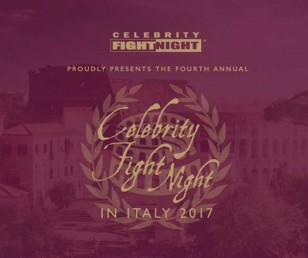 Celebrity Fight Night: Niko Sinisgalli chef per beneficenza